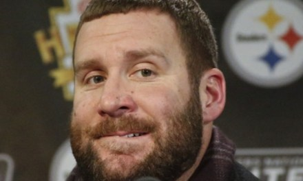 Big Ben's First Comments Regarding Antonio Brown Have Arrived