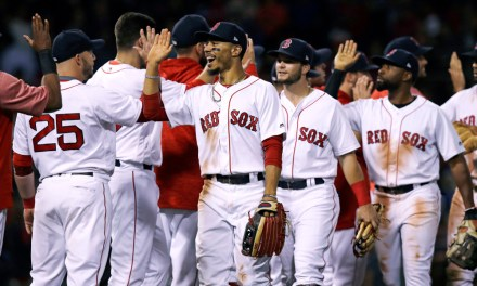 The Red Sox Locker Room is Divided Over the White House Visit