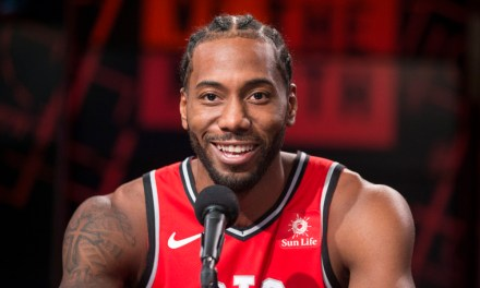 Here's the Favorite Team to Land Kawhi Leonard According to an Oddsmaker