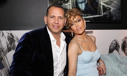 Jennifer Lopez' Ex Pays A-Rod a Very Nice Compliment After Bathroom Picture Went Viral