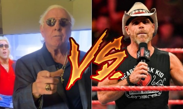 Ric Flair is Back In Action and Fires Back At Shawn Michaels For '30 For 30′ Remarks