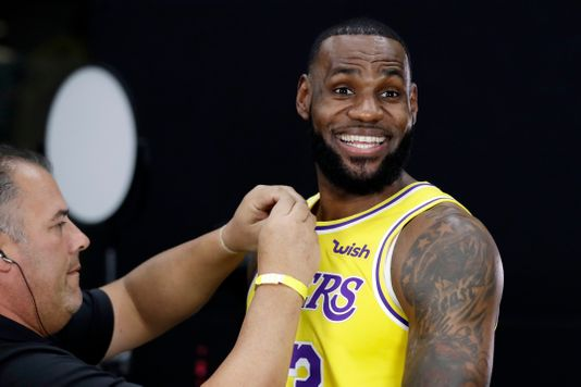 LeBron James Reacted To Lakers Landing Fourth Overall Pick in NBA Draft