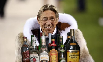 Joe Namath Recalls The 'Voice' That Fueled His Drinking