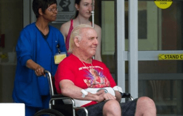 Ric Flair Releases a Statement after Being Released from the Hospital