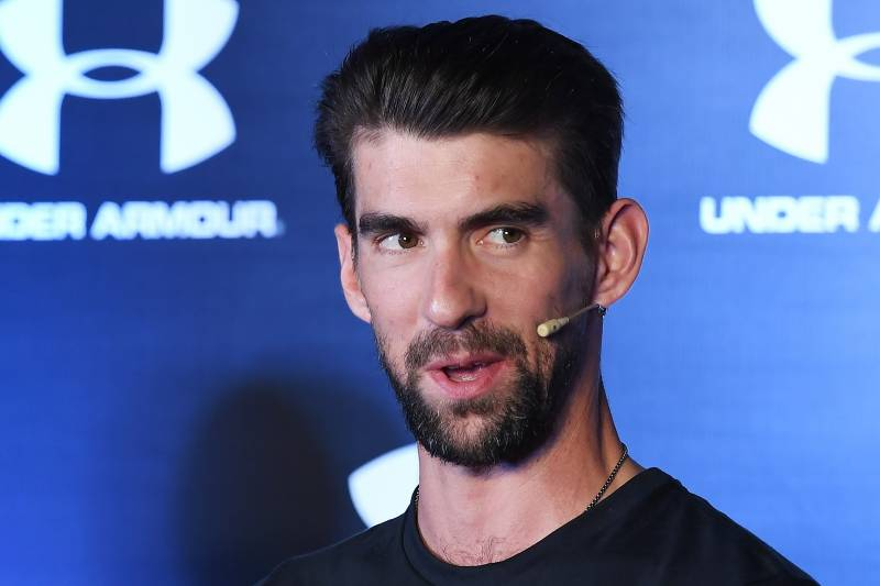 Michael Phelps Continues to Open Up About His Struggles With Anxiety and Depression