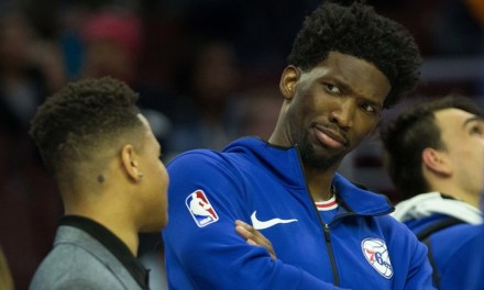Colin Cowherd Has a Plan for the 76ers and it Includes Trading Joel Embiid