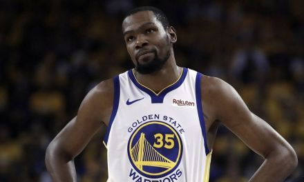 Kevin Durant's Status for the NBA Finals is Unknown