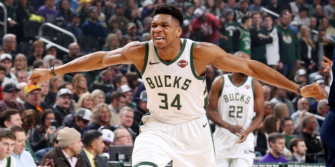 Giannis Antetokounmpo Trashes the Celtics and Praises the Raptors in the Same Comment