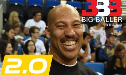 LaVar Ball Reportedly Attempting to Relaunch Big Baller Brand
