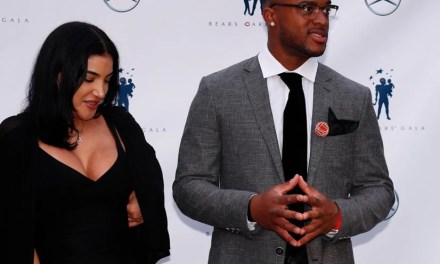 Allen Robinson Goes HAM on Random Who Made Fun of His Girlfriend He Brought To Bears Charity Gala