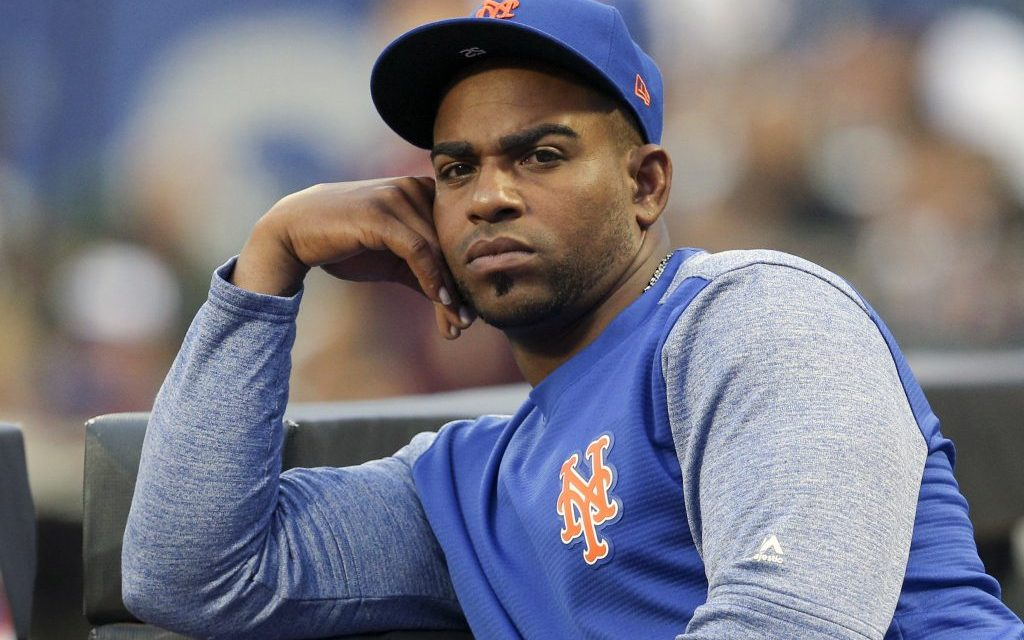 Yoenis Cespedes Suffered Ankle Fractures After a Fall on His Florida Ranch