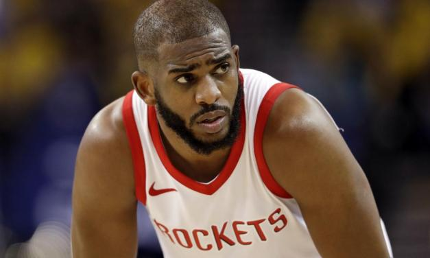 Stephen A. Smith Dishes Out His Latest 'Rumor' on  Chris Paul