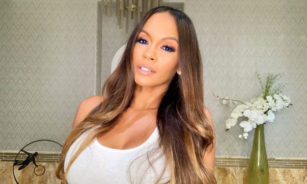 """""""Basketball Wives"""" Star Evelyn Lozada Exchanges Dirty Tweets with Rob Kardashian"""