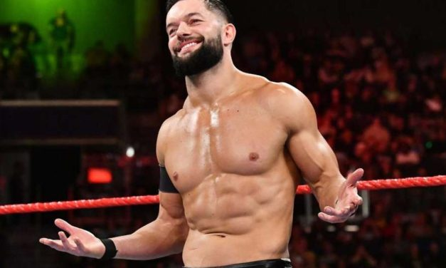 WWE's Finn Balor Stands Up for LGBT Equality in Saudi Arabia