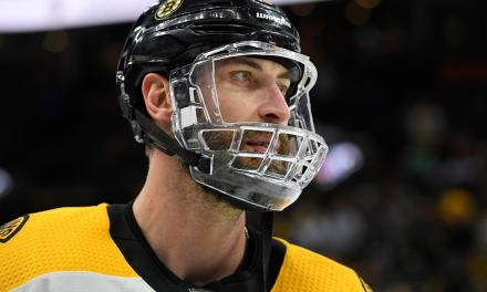 Hockey Fans Roasted Kevin Durant after Zdeno Chara Starts Game 5 of the Stanley Cup Final with a Broken Jaw
