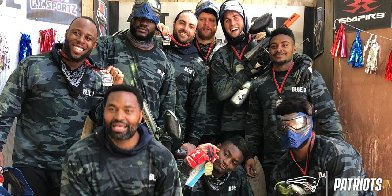 Patriots LB Kyle Van Noy Says Bill Belichick Shot Him in the Face during Paintball Outing