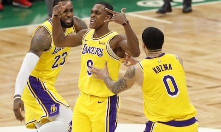 Lakers Guard Opens Up About LeBron, Magic Johnson