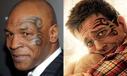 Mike Tyson Shares the Real Story Behind his Face Tattoo