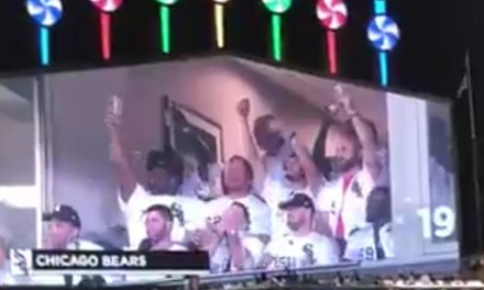 White Sox Trolled Aaron Rodgers for His Lack of Beer Chugging Skills