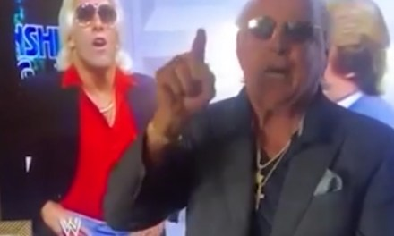 Ric Flair Reveals He Had a New Pacemaker Put In