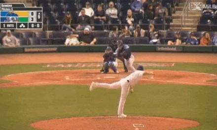 Benches Clear at a Minor League Game After a No-Hitter Was Broken Up with a Bunt