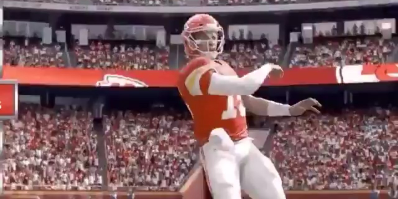 Madden 20 Includes Patrick Mahomes' No-Look Pass - Sports Gossip