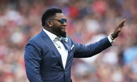 Security Footage of David Ortiz Being Shot Has Been Released
