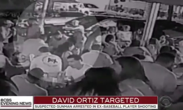 New Security Footage of the David Ortiz Shooting Has Been Released