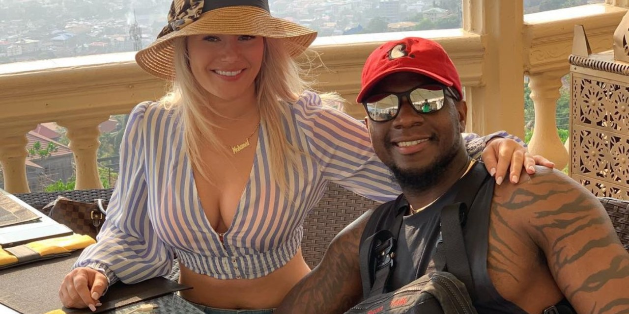 Falcons Receiver Mohamed Sanu Proposed to Girlfriend Dani Lee