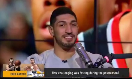 "Enes Kanter Trashes ""Overhyped"" Zion Williamson"