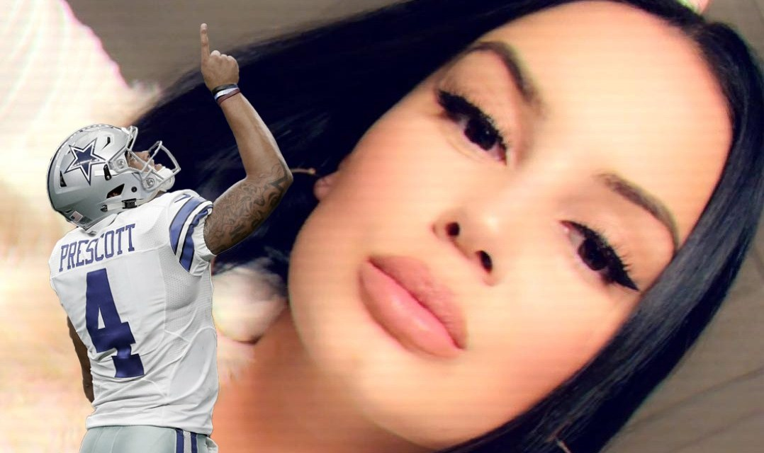 Dak Prescott Has His Eye on a Lady Named Sasha Pickles
