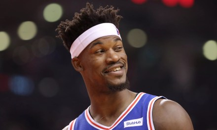 Jimmy Butler Shoots Back At Fan Who Says He 'Isn't Worth A Max'