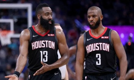 Chris Paul and James Harden's Relationship is Now 'Unsalvageable'