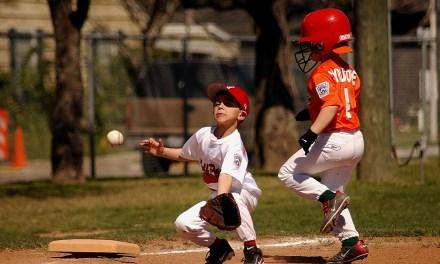 Helping Kids Cope Through Sports