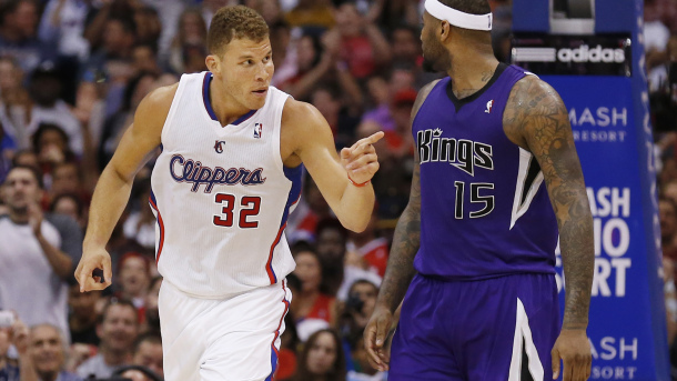 Blake Griffin and DeMarcus Cousins Traded Shots on Twitter