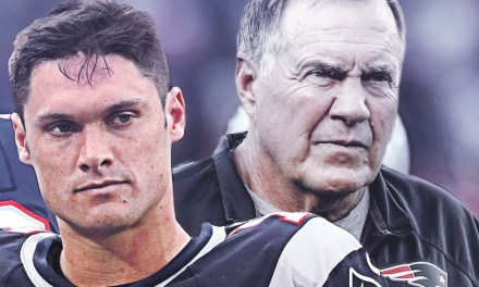 Chris Hogan Gives Belichick Like Answer for Why He Left Patriots as NFL Free Agent