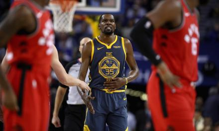 Jalen Rose Gives Update to Kevin Durant's Status After Seeing Him Workout