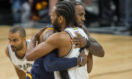 LeBron Has Been in Direct Contact With Kawhi Leonard about Joining the Lakers