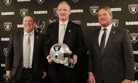"""The Oakland Raiders will be Featured on HBO's """"Hard Knocks"""""""