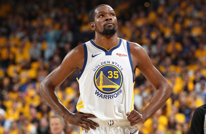 Another NBA Player Has Replaced Kevin Durant as 'Most Hated' In NBA