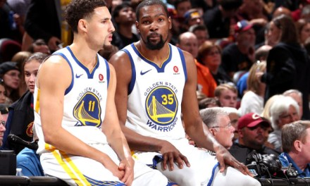 Klay Thompson and Kevin Durant Could Still Sign Max Deals with the Warriors