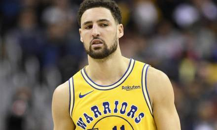 Hawks Could Make a Run at Klay Thompson if Golden State Fails to Offer Him a Max Contract