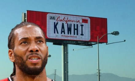 Clippers Respond to the LA Kawhi Leonard Billboards