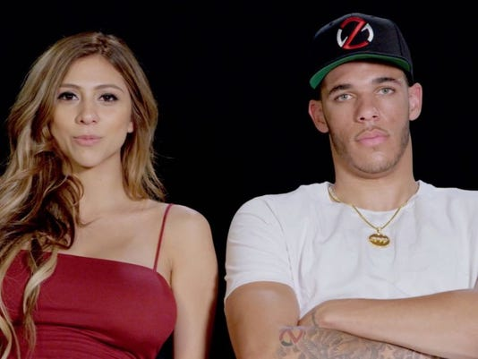 Is Lonzo Ball's Girlfriend Taking Shots at Him on Her Instagram Story?
