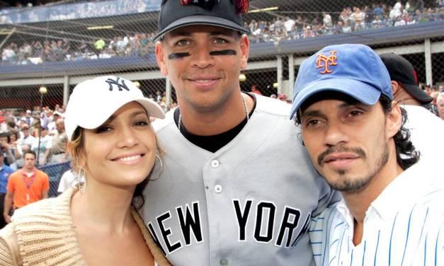 Jennifer Lopez Dedicates Father's Day to Ex-Husband and Fiance Alex Rodriguez