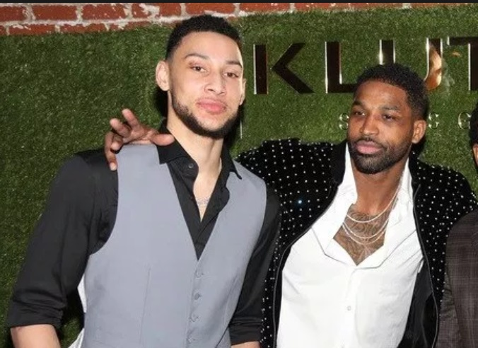 Kardashian Exes Ben Simmons and Tristan Thompson Spending Time Together