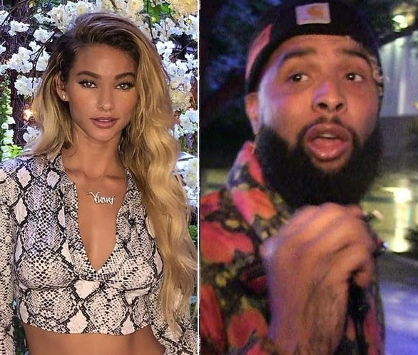 Odell Beckham Jr. Spotted in London With his 'Girlfriend ...