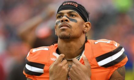 Terrelle Pryor Signs With the Jacksonville Jaguars