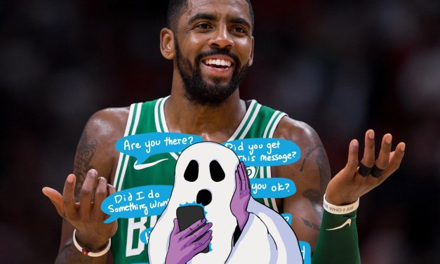Kyrie Irving Has 'Ghosted' Celtics Ahead Of Free Agency