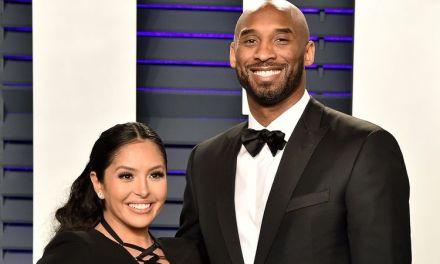 Kobe Bryant Reveals Newborn Daughter To The World